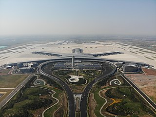Qingdao Jiaodong International Airport