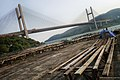 馬灣 - Drying racks in Ma Wan abandoned village (8084380264).jpg
