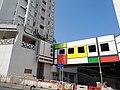 駿洋邨車道入口及完成上漆的行人通道.jpg