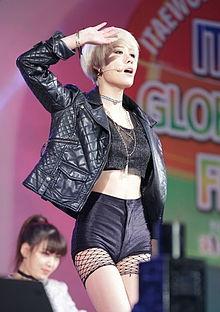stephanie south korean singer wikipedia