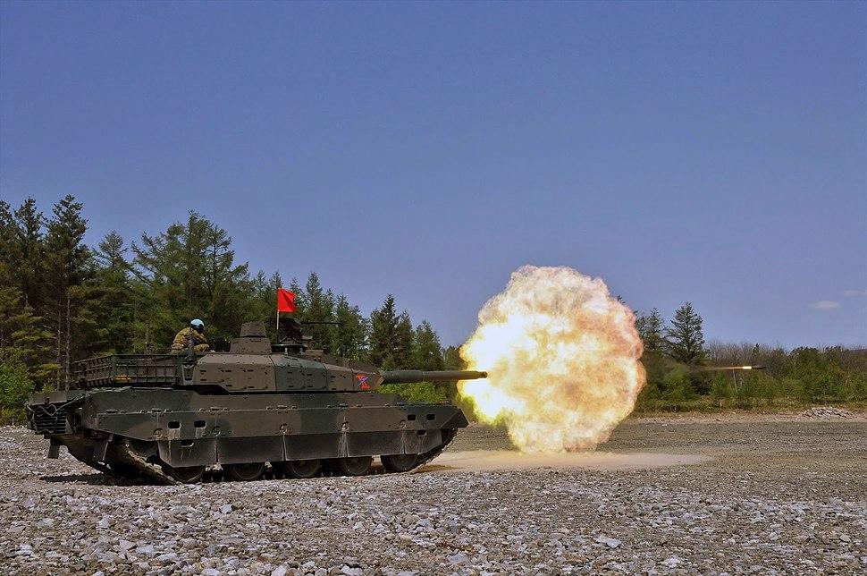 10式戦車(第2戦車連隊)