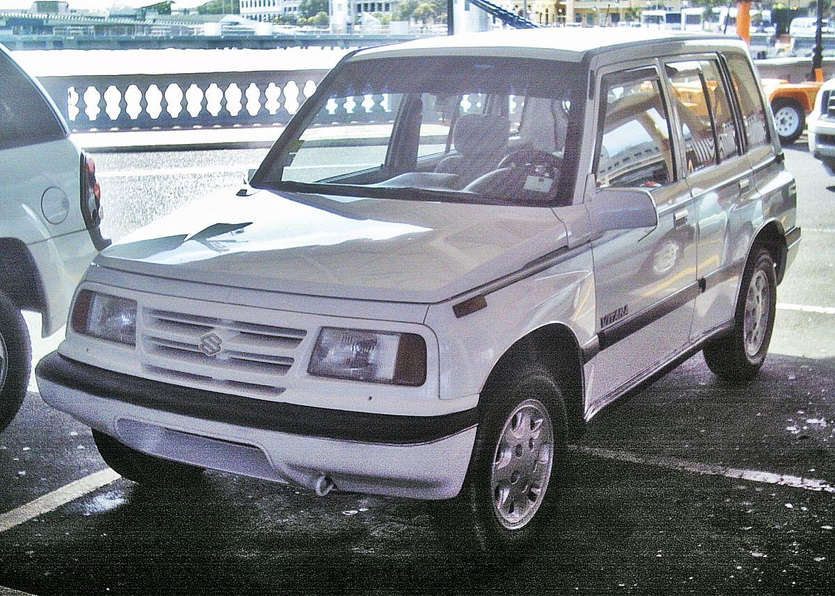 Suzuki Vitara - Βικιπαίδεια