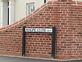 -2019-08-19 Street name sign, Magpie Road, Holt.JPG