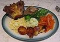 -2021-05-02 Roast beef and Yorkshire pudding, Trimingham, Norfolk.JPG