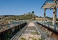 0001שאריות מתואי מסילת רכבת העמק מעל תעלת האפס בנהריים 2016.jpg