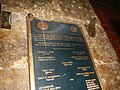 0130Church of Baliuag historical markers, information signs and commemorative plaques 09.jpg