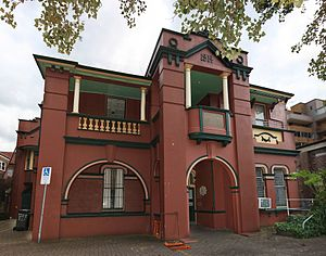 Bondi Road - Bondi Waverley School of Arts