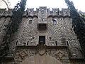 021 Castell de Santa Florentina (Canet de Mar), façana sud.JPG
