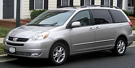 04 06 Toyota Sienna Xle Jpg