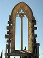 045 Finestral gòtic de la capella dels Ardèvol, parc de Sant Eloi.jpg