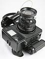 0529 Mamiya Universal 100mm f2.8 6x9 Polaroid (9124108966).jpg