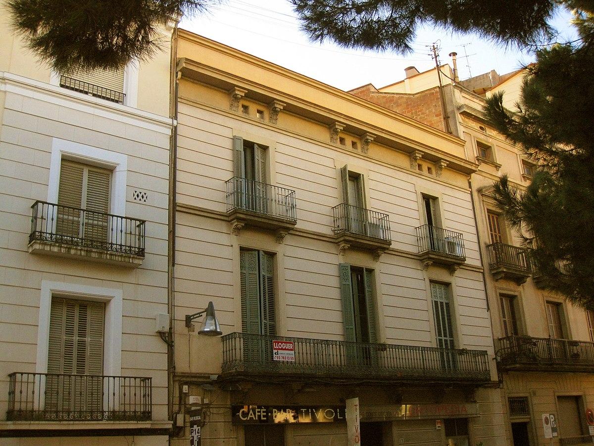 Casa sanmart terrassa viquip dia l 39 enciclop dia lliure - Outlet casas terrassa ...