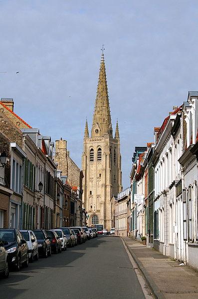 Église Saint-Vaast de Hondschoote (Classé)