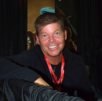 Rob Liefeld - Liefeld at the 2013 New York Comic Con