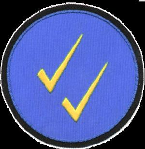 101st Bombardment (Photographic) Squadron - Image: 101st Photographic Reconnaissance Squadron Emblem