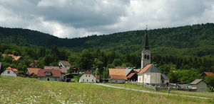 Babno Polje - Babno Polje in summer