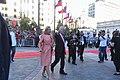 11 Marzo 2018, Ministra Cecilia Perez participa en la llegada del Prdte. Sebastian Piñera a La Moneda. (26885730128).jpg