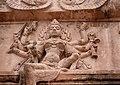 11th century Gangaikonda cholapuram Temple, dedicated to Shiva, built by the Chola king Rajendra I Tamil Nadu India (70).jpg