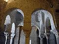 122 Sant Miquel de Terrassa, columnes que sostenen la cúpula.JPG