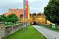 130 Meter über der Stadt Lauchheim liegt Schloss Kapfenburg. 01.jpg
