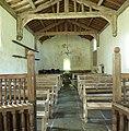 13 century Llangelynnin Church, Gwynedd, Wales - Eglwys Llangelynnin 55.jpg