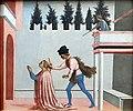 1447 Veneziano Das Martyrium der hl Lucia Gemäldegalerie Kat.Nr. 64 anagoria.jpg