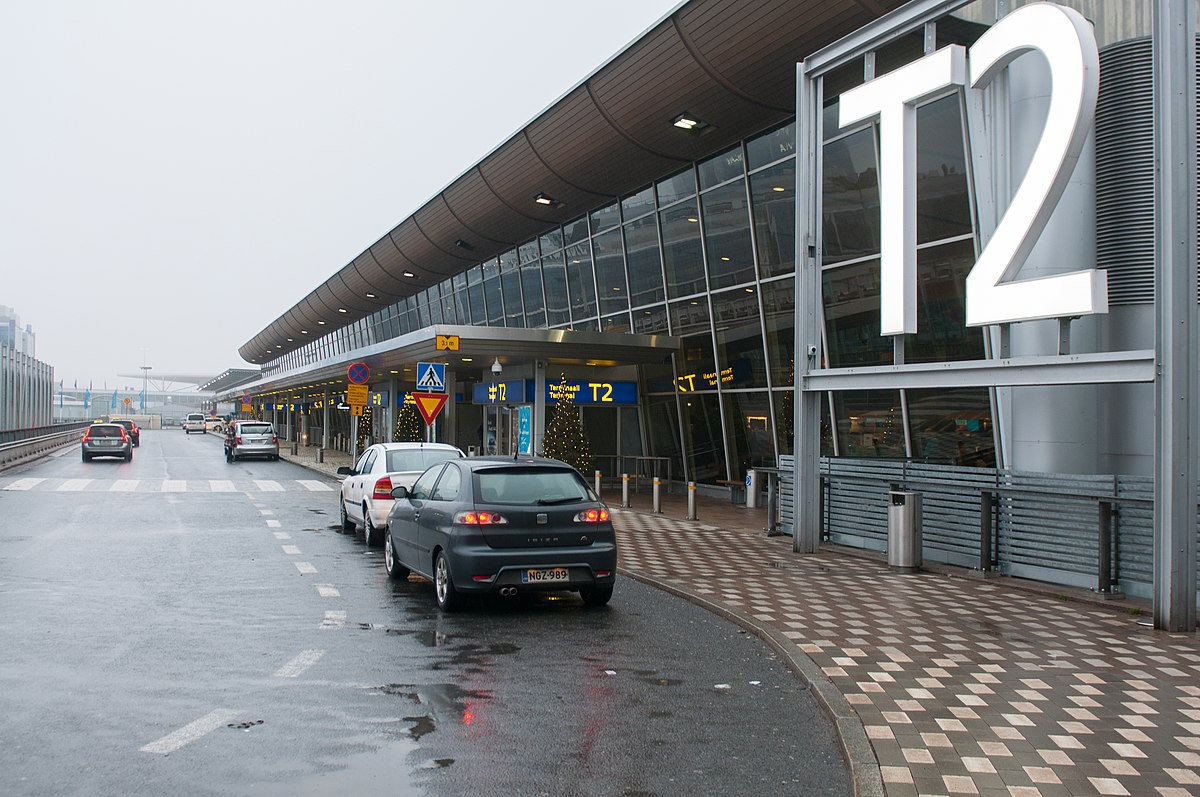 Aeroporto de Helsinqui-Vantaa - Wikipedia, a enciclopedia libre