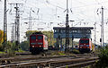 151 022-1 & 185 246-6 Gremberg 2015-10-23.JPG
