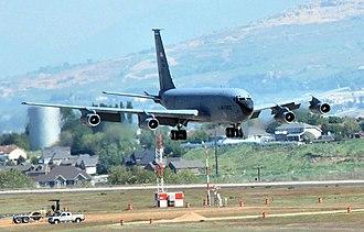 151st Air Refueling Wing - 151st Air Refueling Wing - Boeing KC-135E-BN Stratotanker 57-1510