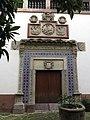 166 L'Enrajolada, Casa Museu Santacana (Martorell), antic portal de la Casa Gralla.jpg