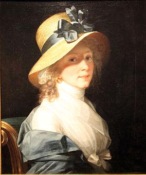 Jean-Laurent Mosnier - Image: 1798 Mosnier Elisabeth Hudtwalcker geb. Moller anagoria