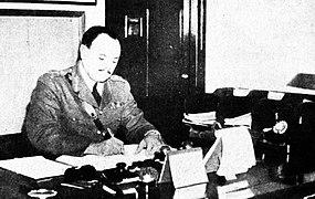 17 January 1951 - Ayub Khan assumes charge as CinC of the Pakistan Army.jpg