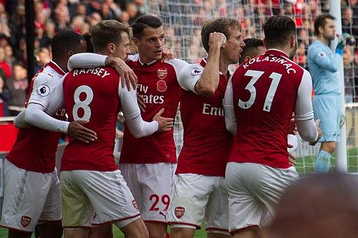 17 Ramsey goal celebrations IMG 3813 (38012083536)
