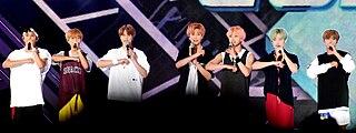 NCT Dream South Korean-Chinese boy band