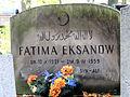 181012 Muslim cemetery (Tatar) Powązki - 27.jpg