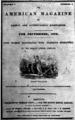1834 Sept AmericanMagazine v1 no1 3rd edition.png