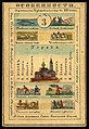 1856. Card from set of geographical cards of the Russian Empire 105.jpg