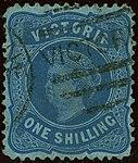 1876ca 1sh Victoria blue paper Yv74 Mi74 SG180.jpg