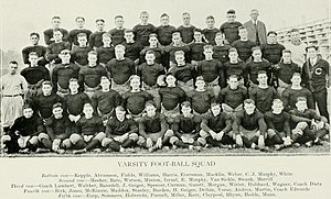 1921 Purdue Boilermakers football team - Image: 1921 Purdue football team