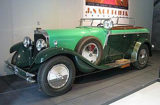 Mercedes 24/100/140 PS - 1926 Modell K