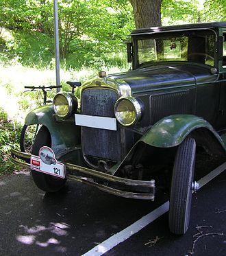 Pontiac - 1928 Pontiac