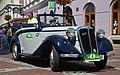 1935 Praga Lady cabriolet, Oldtimer Rally in the Beskids.jpg