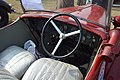 1937 Morris Dashboard - 8 hp - 4 cyl - WBA 6256 - Kolkata 2018-01-28 0814.JPG