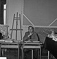 1958 visite d'une délégation INRA au Haras du Pin Cliché Jean Joseph Weber-31.jpg