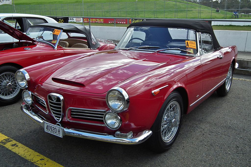 File1962 Alfa Romeo 2600 Spider 6106206018g Wikimedia Commons