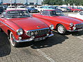 1963 Volvo P 1800 S & 1968 Volvo P 1800 (9064227533).jpg