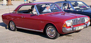 Ford Taunus P5 - 1966 Ford Taunus 20M TS Hardtop