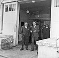 1966 visite de Mr Edgar Faure sénateur du Jura au CNRZ-17-cliche Jean Joseph Weber.jpg