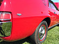 1968 AMC AMX in red at 2015 AMO meet 6of6.jpg