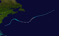 1968 Atlantic subtropical storm 1 track.png